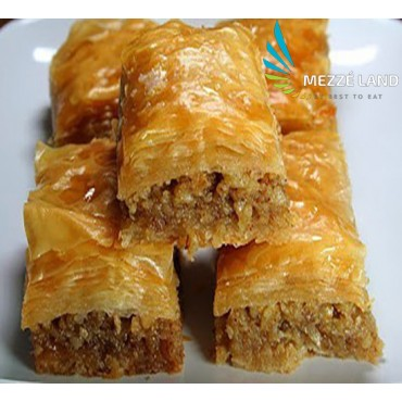 Baklawa with nuts