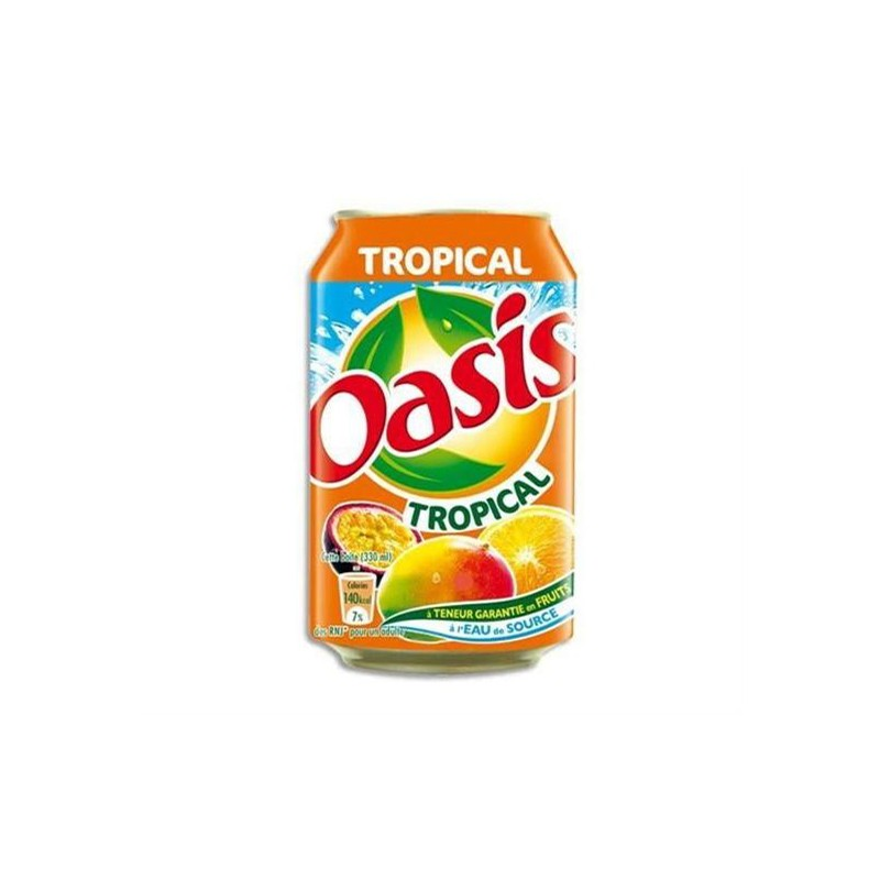 Oasis 33cl